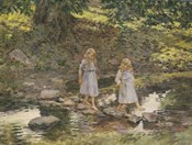 Stepping Stones, 1893