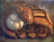 Baseball with Mitt 7
