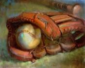 The American Dream - Baseball and Glove 9