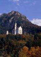 Bavarian Alps and Neuschwanstein Castle