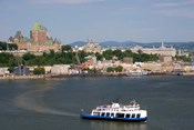 Ferry Boat, St Lawrence River