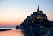 Mont Saint Michel, Basse-Normandie, France