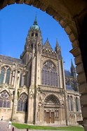 The Bayeux Cathedral