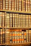 Austria, Melk Abbey library