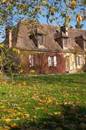 Main Farmhouse in Traditional Dordogne Style