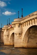 Pont Neuf over the River Seine