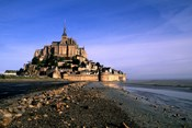 Mont St Michel Island Fortress, Normandy
