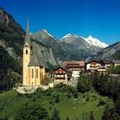 Austria, Hohe Tauern Alps