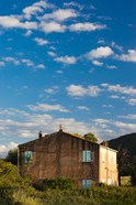 Abazia Farmhouse at Sunset