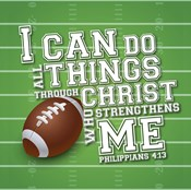 I Can Do All Sports - Football