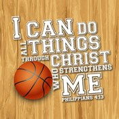 I Can Do All Sports - Basketball