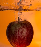 Apple Underwater I