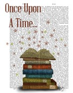 Once Upon A Time Books