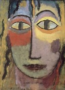 Head of Medusa, 1923