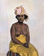 The African Woman, 1910