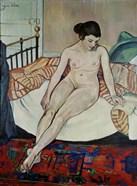 Female Nude, 1922