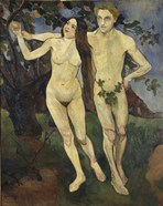 Adam and Eve, 1979
