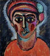 Head of a Youth, 1912