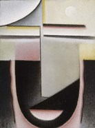 Abstract Head: Dawn, 1928