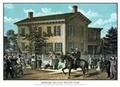 Abraham Linclon's Return Home