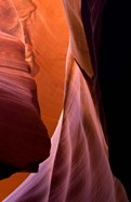 Upper Antelope Canyon, Eroded Sandstone
