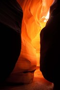 Antelope Canyon Silhouettes