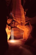 Light in Antelope Canyon