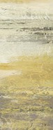Siena Abstract Yellow Gray Panel I