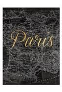 Paris Script Map