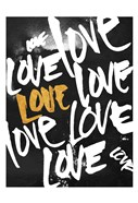 Love Letters Gold