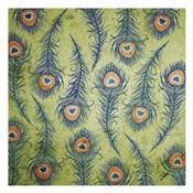 Peacock Pattern 1