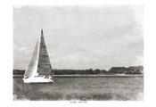 Boat Day BW
