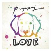 Puppy Love Rainbow