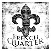French Quarters BW