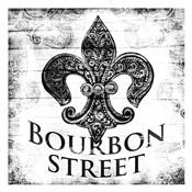 Bourbon Street BW