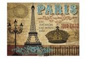 Paris Series Eiffel
