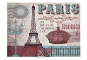 Paris Series Pinks 1
