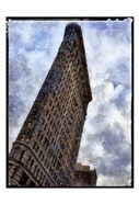 Flatiron NYC Painted Border