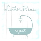 Lather And Rinse