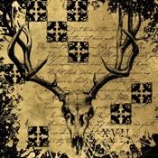 B&G Deer Skull