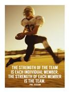 Strength of the Team