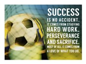 Success - soccer quote