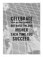 Celebrate What You've Accomplished