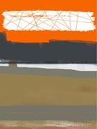 Abstract Orange 1