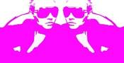 Niki Mirror Pink