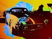 Ferrari Watercolor 1