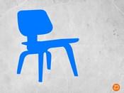 Eames Blue Chair