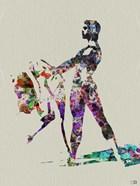 Ballet Watercolor 1A