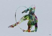 Dancer Watercolor 3