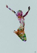 Dancer Watercolor 5